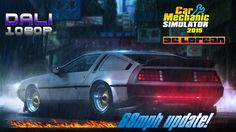 Car Mechanic Simulator 2015 DeLorean SciFi 88mph Warp update The v1.1.0.0 update has added the warp feature for Delorean SciFi :) Try it by hitting 88mph on the drag strip. There are also a few new performance parts available for the Delorean. #CMS2015 #DeLorean #88mph #BackToTheFuture #Steam #Play_Way   #DaliHDGaming