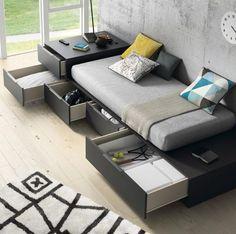 Dormitorio juvenil Izaro: