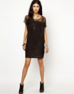 Diesel Mesh Top Dress