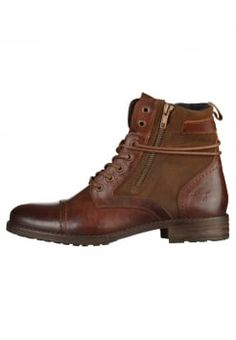 Mustang - Bottines à lacets - braun