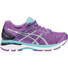 Asics GT-2000 5 (B) – Womens Running Shoes – Orchid/Silver/Aquarium