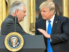 Making good on a Trump campaign promise, Secretary of State Rex Tillerson drained the Clinton swamp snakes, aka Obama administration holdovers. Thus the personnel responsible for the corrupt handling of Clinton's emails and the Benghazi cover-up have left the building.