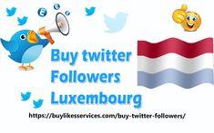 Buy Twitter Followers Luxembourg Twitter Followers, Best Sites, Luxembourg, Stuff To Buy