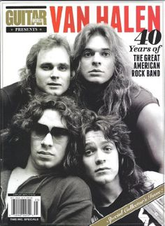 Listen to music from Van Halen like Jump - 2015 Remaster, Panama - 2015 Remaster & more. Find the latest tracks, albums, and images from Van Halen. David Lee Roth, Music Is Life, My Music, Kinds Of Music, Indie Music, Eddie Van Halen, Joe Strummer, Ozzy Osbourne, Rap