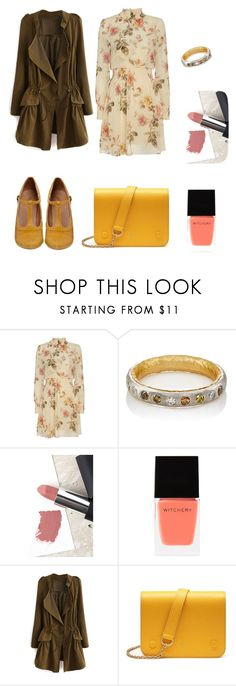 """""""Untitled #39"""" by mira-163 ❤ liked on Polyvore featuring Exclusive for Intermix, Malcolm Betts, Sigma, Witchery and Mulberry"""
