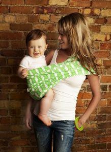 Pretty baby sling