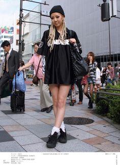 Image result for japanese street style magazine