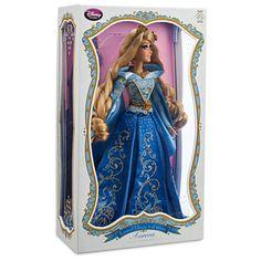 Limited Edition Aurora Doll - Sleeping Beauty - Blue - 17''