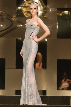 Grey Atelier Versace Spring 2012 Couture