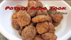 Aloo Tuk | Potato Aloo Took | Sindhi Aloo Took Recipe