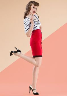 'S Marvelous Heel, #ModCloth These are super cute!!!