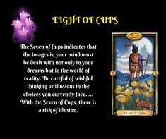 Eight Of Cups, Tarot Meanings, Wishful Thinking, Illusions, Dreaming Of You, Meant To Be, Mindfulness, Suit, Learning