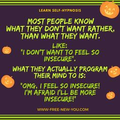What happens in a hypnosis session - letting go of the feeling of not being good enough