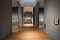 <p>Installation view of <em>Edgar Degas: A Strange New Beauty</em> at The Museum of Modern Art, New York.</p>