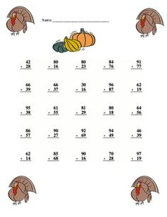 math worksheet : thanksgiving math worksheets thanksgiving math and math  : Thanksgiving Math Worksheets