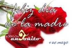 ¡Feliz día de la madre!  Este mensaje se lo dedicamos a todas las mujeres que son madres.  Un beso muy grande.  SE HA PREGUNTADO: ¿DÓNDE CELEBRARLO?  Tenemos la respuesta más acertada. VENGA A COMER A BODEGÓN ANTOÑITO.  Tapas, raciones, canapés y montaditos  En c/ Doctor Villar, 17 En La Línea de la Concepción