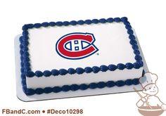 Deco10298 | NHL MONTREAL CANADIENS PC IMAGE | Hockey, sports, team, logo.