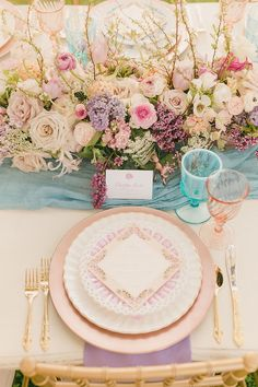 As featured in The Perfect Pallet, this whimsical pastel unicorn wedding inspiration shoot! One of my past brides actually sparked the inspiration Pastel Wedding Theme, Wedding Flowers, Pastel Weddings, Pastel Party, Wedding Colours, Wedding Bouquets, Wedding Reception Decorations, Wedding Themes, Wedding Ideas