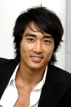 korean actor & singer, song seung hun  *photo taken off google*