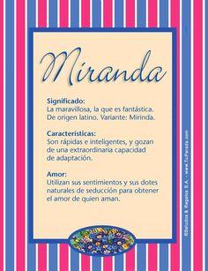 Miranda, imagen de Miranda