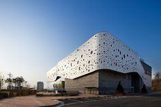 Incheon Children Science Museum / HAEAHN Architecture + Yooshin Architects & Engineers + Seongwoo Engineering & Architects