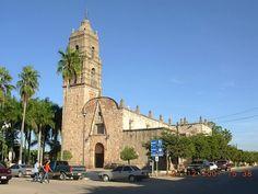 Iglesia de la Purísima Concepción, Mocorito, Sinaloa