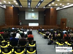 LearnEngg's e-Learning solution demo was held at VIT, Chennai - [Click on the image] #learnengg #elearning #chennai