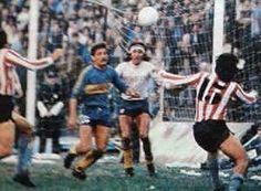 Boca 1 Estudiantes 0 1982