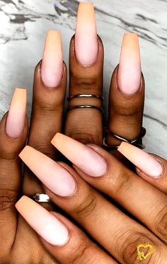 50 Best Ombre Nails ARt Designs ideas and images for 2019 - Page 26 of 30 - lasdiest.com Daily Women Blog! 50 Best Ombre Nails ARt Designs ideas and images for 2019 - Page 26 of 30 - lasdiest.com Daily Women Blog! #nails acrylic short 2020<br> 50 Best Ombre Nails ARt Designs ideas and images for 2019 - Page 26 of 30 - lasdiest.com Daily Women Blog! Ombre Nail Designs, Nail Art Designs, Rainbow Nails, Fancy Nails, Acrylic Nails, Pink, Image, Ideas, Blog Design