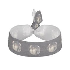 Silver Egg hair tie - women woman style stylish unique cool special cyo gift idea present