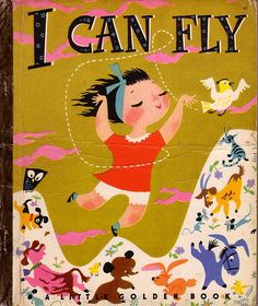 vintage little golden books were the best. Simon and Schuster