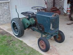 Planting Seeds – Info For Your Garden Small Tractors, Old Tractors, Lawn Tractors, Rotary Lawn Mower, Lawn Mower Tractor, Homemade Tractor, Best Garden Tools, Riding Mower, Outdoor Tools