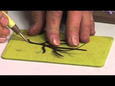 Designing in Susan's Garden with Sizzix Thinlits Lilac Flower Set - YouTube