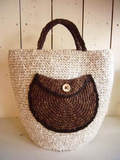 "New Cheap Bags. The location where building and construction meets style, beaded crochet is the act of using beads to decorate crocheted products. ""Crochet"" is derived fro Crochet Clutch, Crochet Handbags, Crochet Purses, Bead Crochet, Diy Crochet, Crochet Crafts, Crochet Bags, Chesire Cat, Craft Bags"