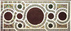 Pluteo, particolare mosaico, XII d.C.  Cattedrale, Amalfi