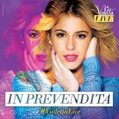 Violetta LIVE.Daca primeste aproape 50 <3 adica like-uri va aduc toate pozele Violetta LIVE. :) :* :) :*