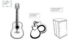 Resultado de imagen de instrumentos del flamenco Andalucia, School, Strands, Flamingo, Spanish Classroom, Instruments, Activities, Colors, Musica