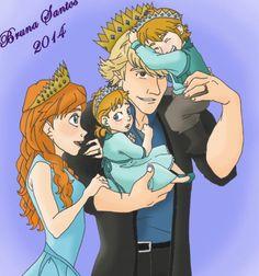 Kristanna family