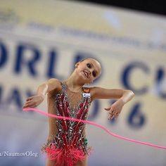 Alina ERMOLOVA (RUS) Rope