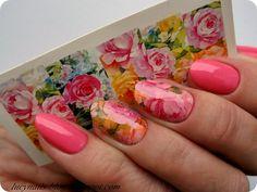 Naklejki kwiaty od EDbeauty
