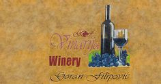 Winery Filipovic - O nas Painting, Painting Art, Paintings, Painted Canvas, Drawings