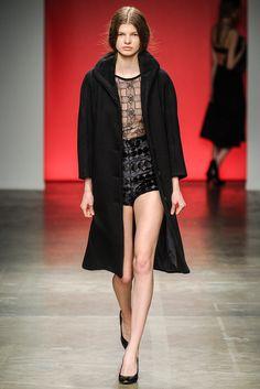 Tocca Fall 2014 - NYFW - Fashion Runway