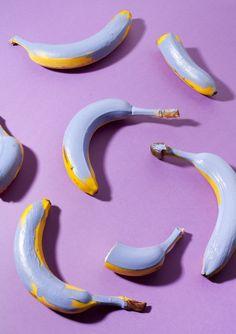 Картинка с тегом «banana, purple, and aesthetic»