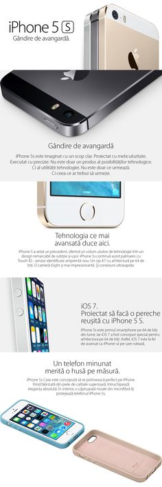 iPhone 5S - iSTYLE - Apple Premium Reseller - Magazin, Service, Training