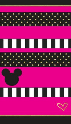 Mickey Mouse Pink Wallpaper shared by Cute Girl Wallpaper, Hello Kitty Wallpaper, Heart Wallpaper, Cute Wallpaper Backgrounds, Pink Wallpaper, Pattern Wallpaper, Cute Wallpapers, Iphone Wallpapers, Iphone Backgrounds