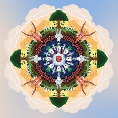 Centis Menant - Mandala Mononoke