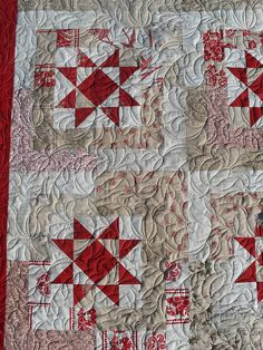 French General by Jessica's Quilting Studio, via Flickr
