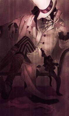 Tags: Anime, Ao no Exorcist, Mephisto Pheles, Pixiv Id 2824057