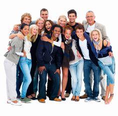 Large group photo idea
