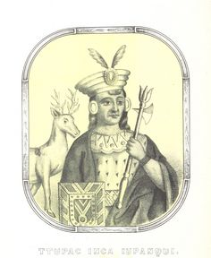 "https://flic.kr/p/hNTjrj | Image taken from page 92 of 'Recuerdos de la Monarquia Peruana, ó bosquejo de la historia de los Incas, etc' | Image taken from:  Title: ""Recuerdos de la Monarquia Peruana, ó bosquejo de la historia de los Incas, etc"" Author: SAHUARAURA, Justo. Shelfmark: ""British Library HMNTS 9781.e.18."" Page: 92 Place of Publishing: Paris Date of Publishing: 1850 Issuance: monographic Identifier: 003221394  Explore: Find this item in the British Library cat..."